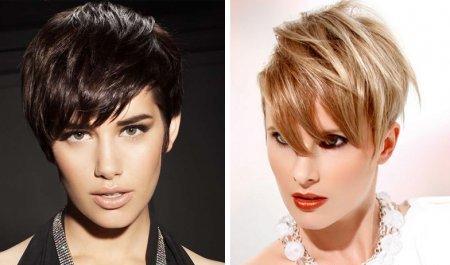 Модные стрижки на короткие волосы - Что модно в 2012 году.