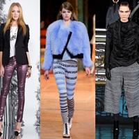 Готовь брюки летом: модные тенденции осени-2013
