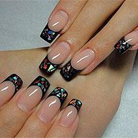 Наращенные ногти - секреты красоты