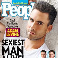 Адам Левин – сексуальнее некуда