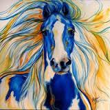 Синяя Деревянная Лошадь – знак наступающего 2014 г