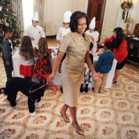 Первая леди Америки готова к светлому празднику Рождества Христова