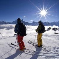 Горнолыжный отдых на курортах Австрии