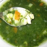 Весенние витаминизированные вторые блюда