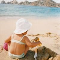 Море, солнце, пляж и… дети