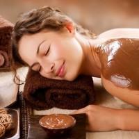 Чудодейственный шоколадный массаж