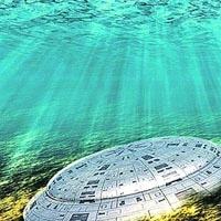 В Балтийском море обнаружен неопознанный объект