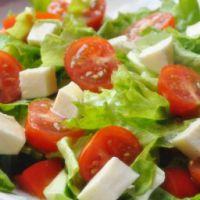Простые, но очень вкусные салаты