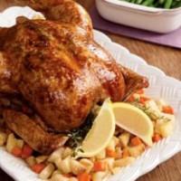 Жаренная куриная грудинка и летний салат по-мексикански