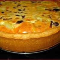Пироги с картофелем