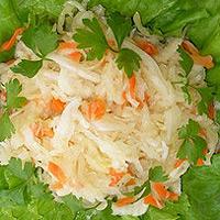 Рецепты квашеной капусты