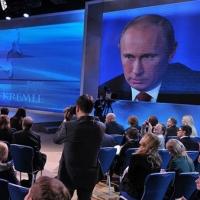 Пресс-конференция В.В. Путина: Я жених – все отлично