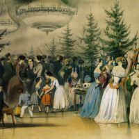 История появления новогодней ели