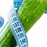 Огурец поможет похудеть и стать здоровым