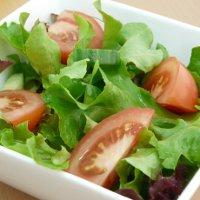 Легкие осенние салаты