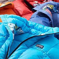 Пуховые куртки на суровую зиму