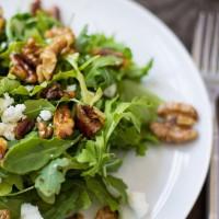 Рецепты с орехами: курица, салат и пирожки