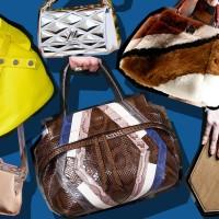 Модные сумки на осень-зиму 2015-2016
