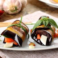 Блюда из баклажанов