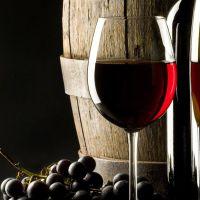 Красное вино и его польза для сердца
