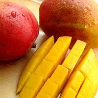 Маски для лица из манго и папайи