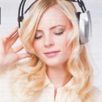 Музыка помогает преодолеть боль